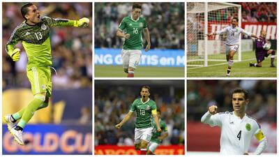 Los elegidos de Osorio, hombre por hombre