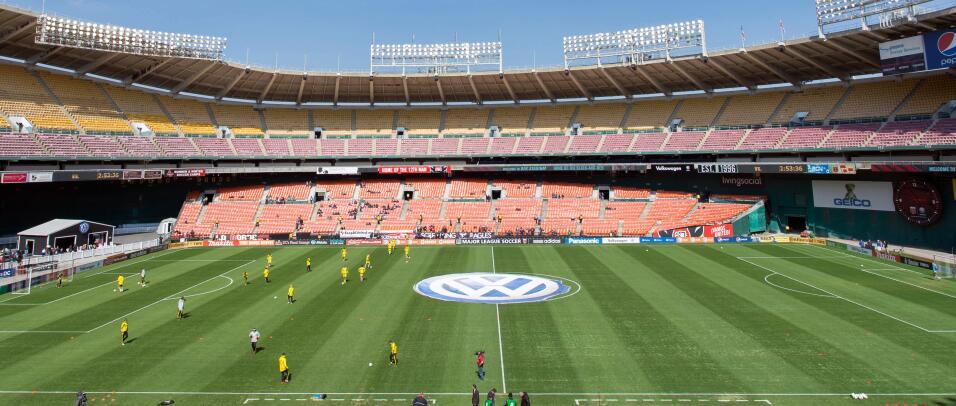 Los hogares de Atlanta United y Orlando City compiten ante estadios de R...
