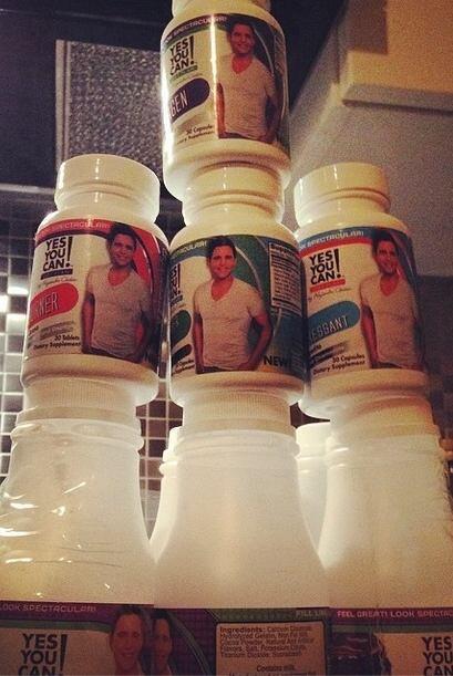 """""""Ya listo con todo mi kit de @yesyoucandietplan mis proteínas y los supl..."""
