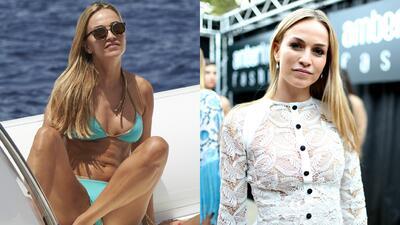 Carmen Jordá, la piloto que es una sensual diva en el universo de la Fórmula 1