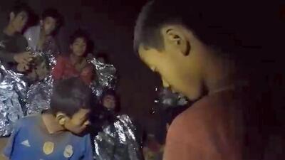 Estos son los problemas de salud que pueden padecer los niños atrapados en la cueva de Tailandia