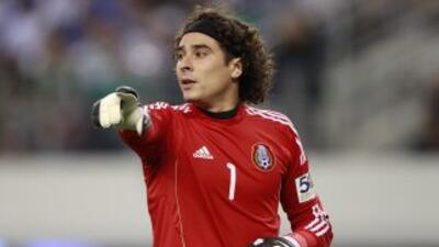 Guillermo Ochoa.
