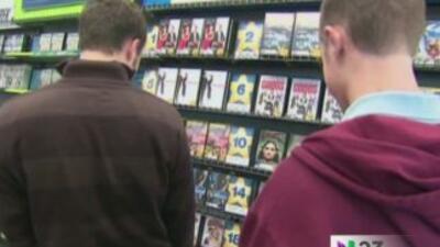 Cerrarán 300 tiendas de Blockbuster