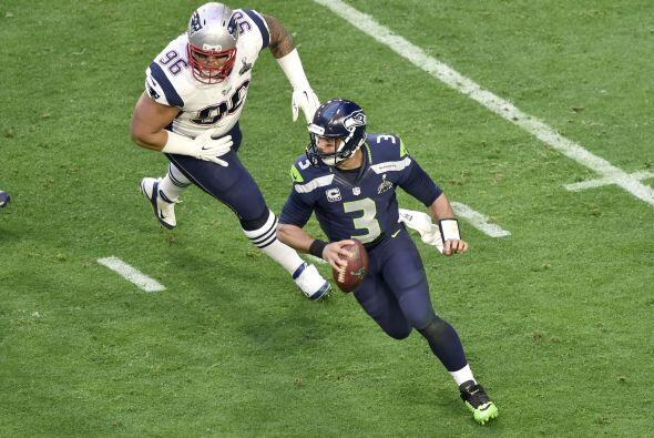 #4 Russell Wilson, Seattle Seahawks.