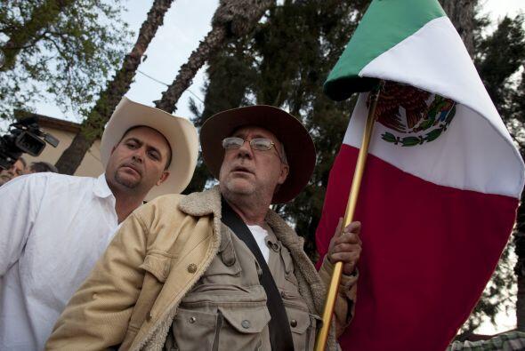 El poeta Javier Sicilia anunció que emprenderá una nueva 'Marcha por la...