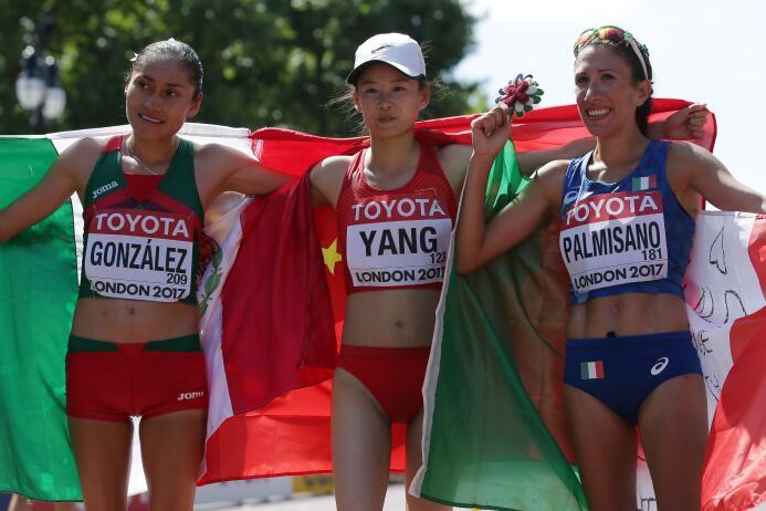 Lupita González, la guerrera del atletismo mexicano GettyImages-83099808...