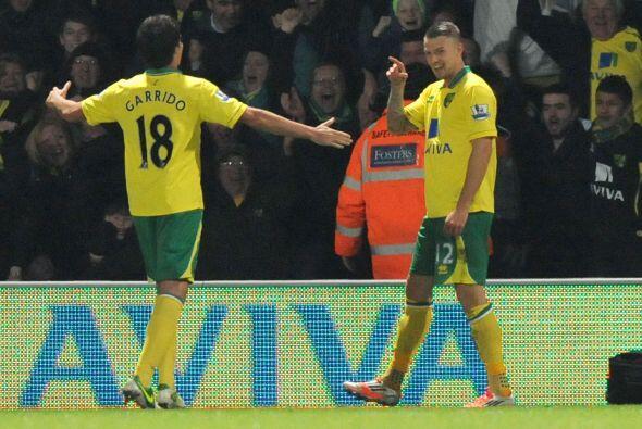 El cabezazo de Pilkington que valió la victoria para los 'Canaries' sign...