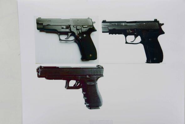 Las armas utilizadas por Elliot Rodgers, fueron adquiridas y registradas...