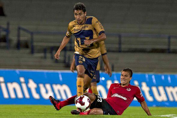 Otro que neceista dar el estirón es Alfonso Nieto, el jugador busca gana...