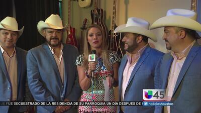 Grupo Pesado presenta su nuevo sencillo en Houston