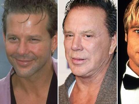 Sometimos una laaarga lista de famosos que en décadas pasadas fue...