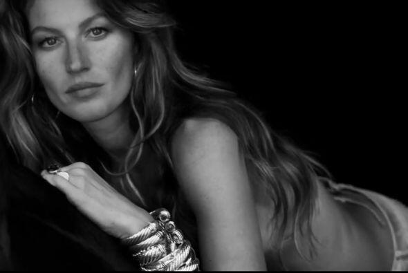 La modelo brasileña Gisele Bundchen participará en la cere...