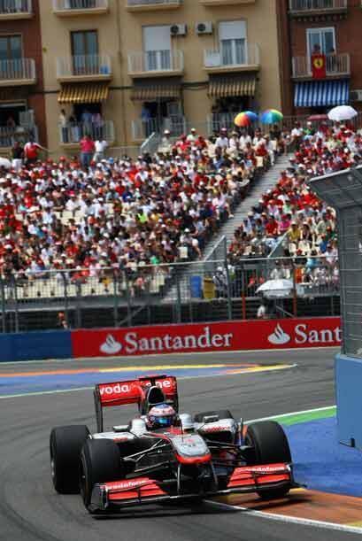 Hamilton terminó en segundo lugar, pero se mantuvo como líder del campeo...