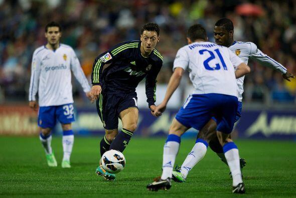 El portugués siempre saca la cara por el equipo.