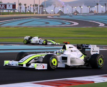La temporada de Formula 1 pasada terminó con el piloto británico Jenson...