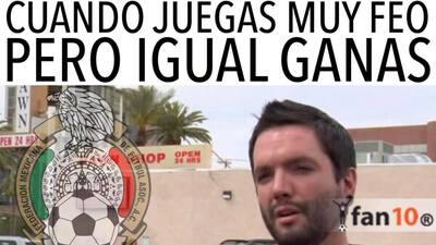 México ganó, pero lo memes le dan con todo