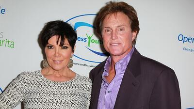 Bruce y Kris Jenner firman divorcio con custodia de Kylie y joyas de por...