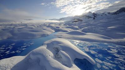 Llega a Chicago 'Extreme Ice', una exhibición interactiva que te hará reflexionar sobre el cambio climático