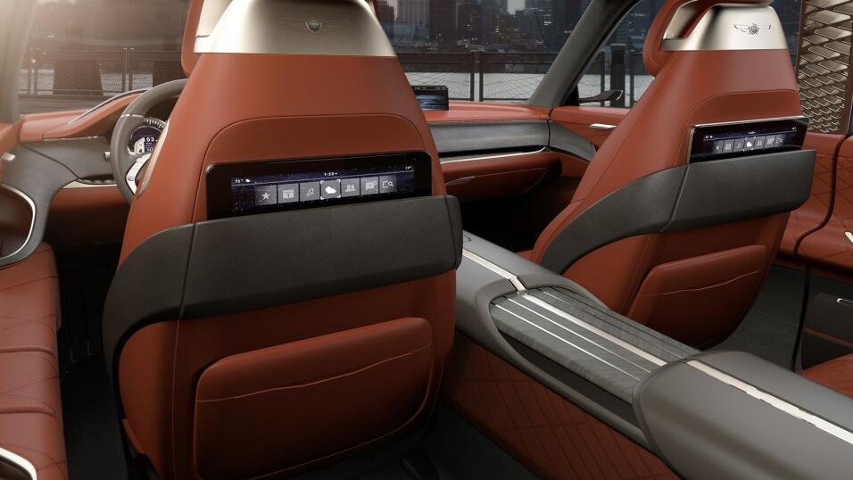 Hyundai Genesis GV80 Concept