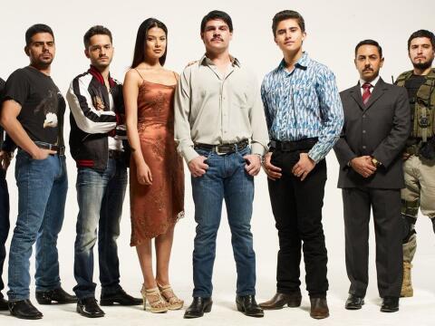 Personajes El Chapo temporada 2