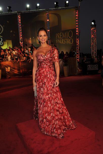 23. Lupita Jones- La jueza de Nuestra Belleza Latina lució así de elegan...