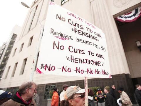 La ciudad de Detroit acaba de declarar la mayor bancarrota municipal de...
