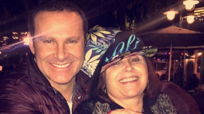 Con fotos y un tierno mensaje: Alan Tacher celebra el cumpleaños de su madre