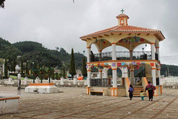 """Seguimos con Zinacantán, un municipio donde se dice """"no existe el estrés"""""""