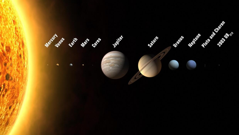 Comienza a observarse espectacular alineación de planetas  planetas.jpg