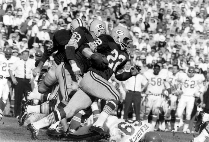 Green Bay Packers derrotó 35-10 a Kansas.