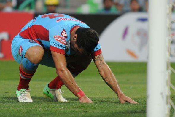 Los argentinos generaron sus opciones de gol, más que los mexicanos de h...
