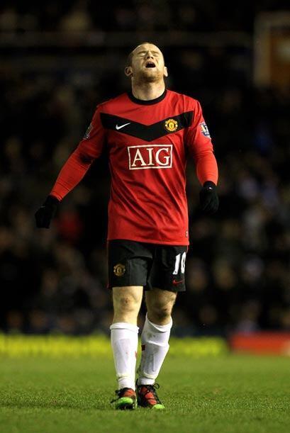 También falló el Manchester United, que apenas empató con el Birmingham.