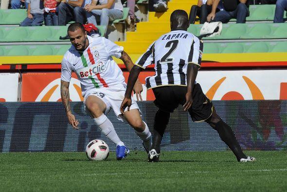 Por su parte, la Juventus también fungió como visitante en su choque con...