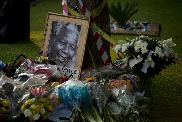 """El presidente subrayó que la muerte de Mandela ha supuesto """"..."""
