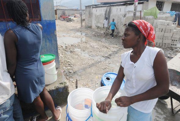 La Comisión Interina para la Reconstrucción de Haití (CIRH) espera que p...