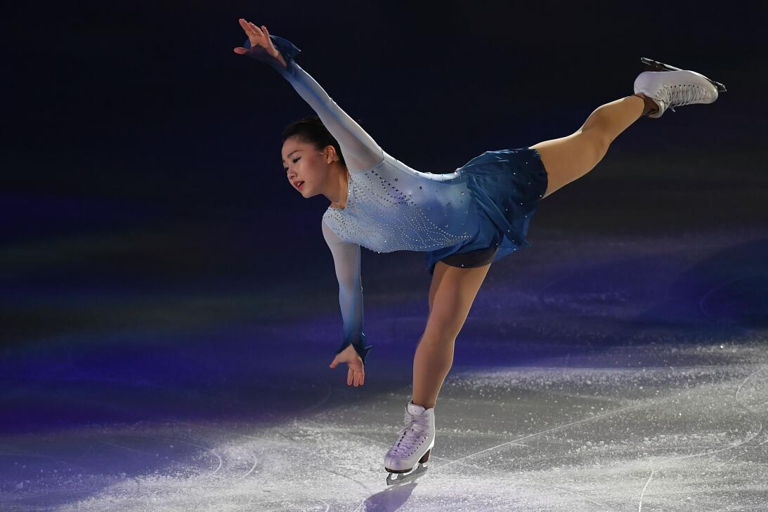 El espectáculo y belleza del patinaje artístico sobre hielo en Japón Get...
