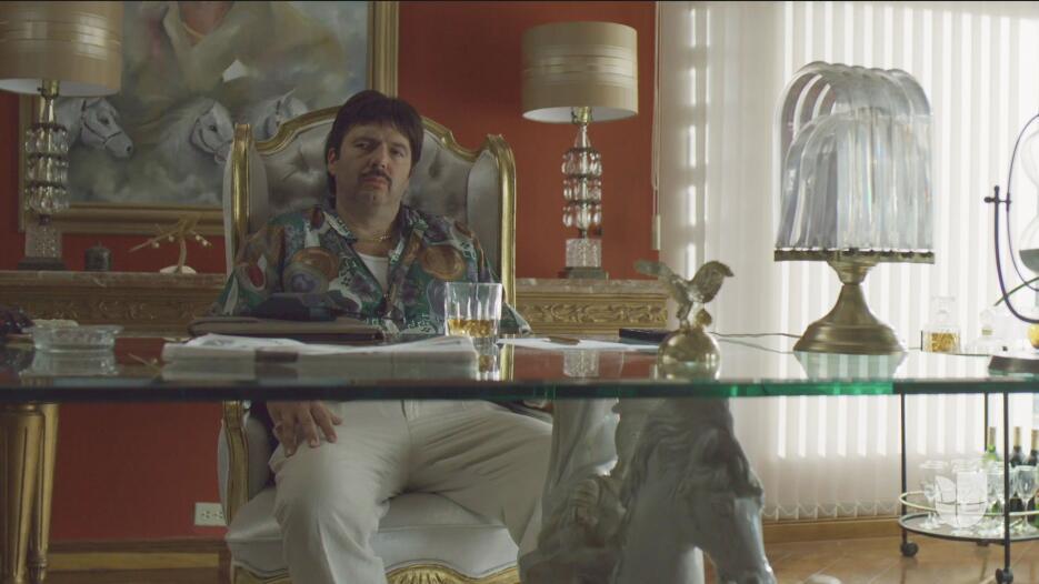 La moda en la serie El Chapo