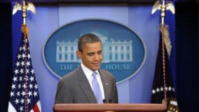 El discurso de Barack Obama superó en raiting al de Mitt Romney.