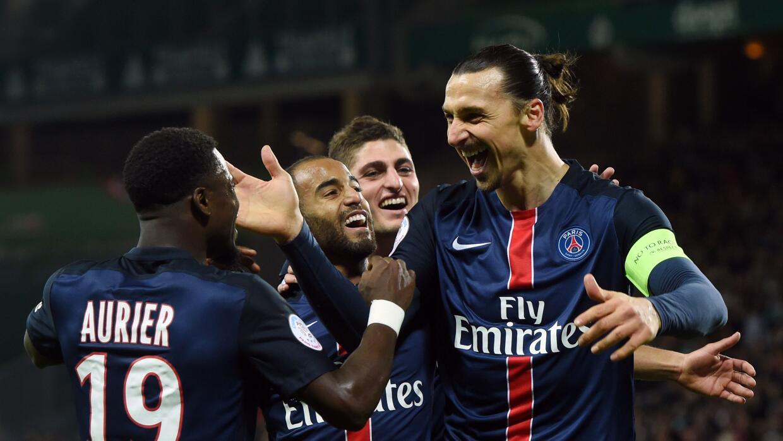 Ibrahimovic sella vigésima victoria de PSG