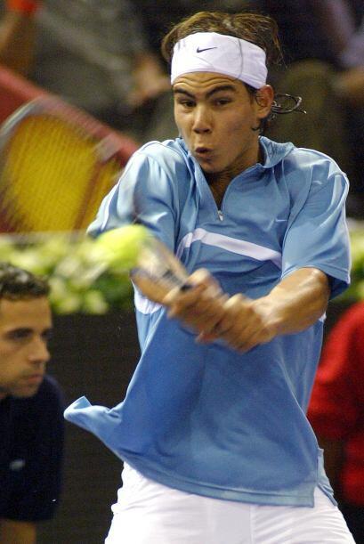 03.- Con 17 años, llegó a la tercera ronda de Wimbledon, algo que sólo h...