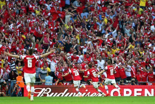 El Arsenal de Inglaterra puede presumir los llenos del Emirates Stadium,...