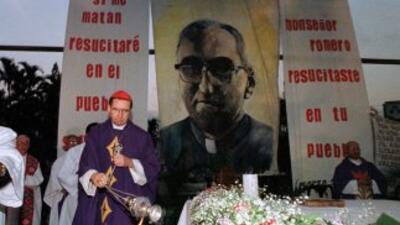Los salvadoreños conmemorarán el 32 aniversario del asesinato del arzobi...