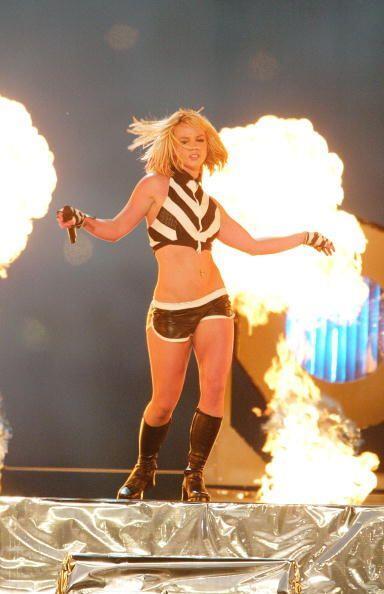 Britney Spears, despues de ser una de las mujeres más 'fashionistas' del...