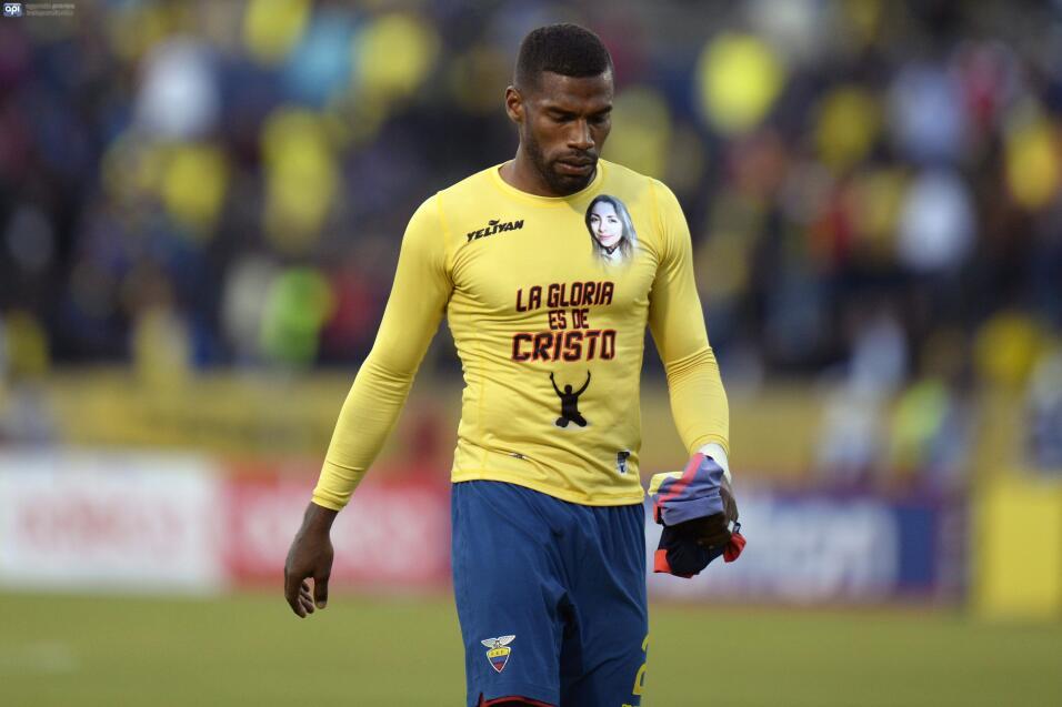 El ecuatoriano Gabriel Achilier podría cambiar de aires y el club que es...