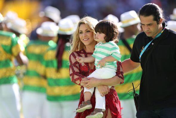 Mientras tanto, mira cómo le fue a Shakira en el cierre del Mundial.