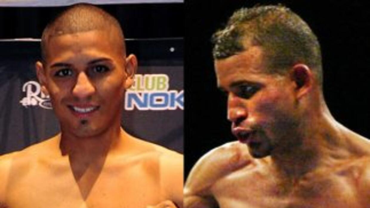 Abner Mares contra Eric Morel por eltítulo supergallo del CMB.