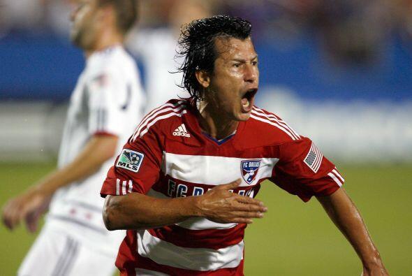 Dallas FC goleó al Chicago Fire y se ubicó en la fase final de MLS.