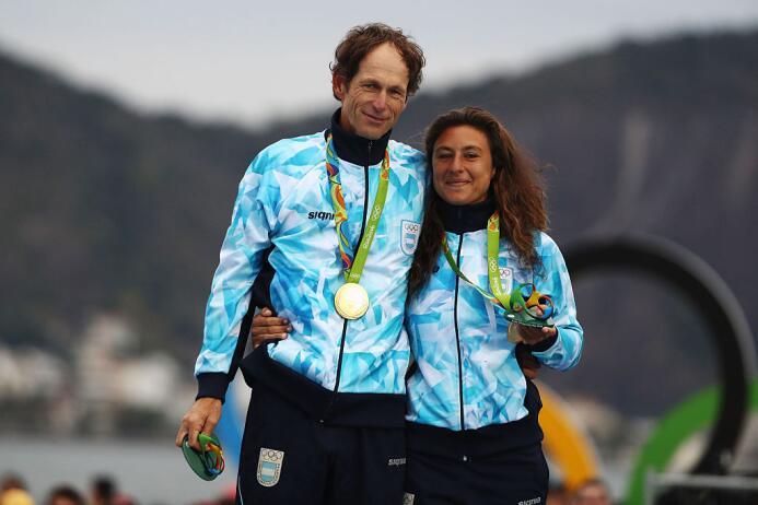 ¡Un oro para Argentina! Cecilia Carranza y Santiago Lance ganan el prime...