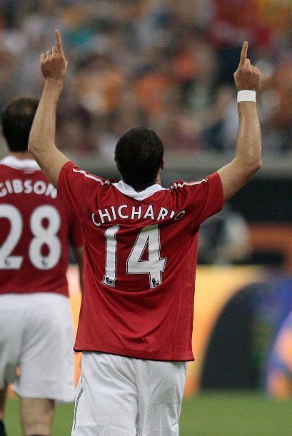 """Y qué podemos decir de Javier """"Chicharito"""" Herná..."""
