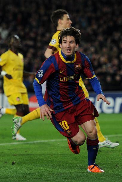 Barcelona demostró su poderío futbolístico, acompa&...